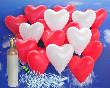 luftballons-hochzeit-helium-mehrweg-set-luftballons-herzen-herzluftballons-rot-weiss